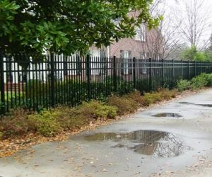 fencing greenville sc