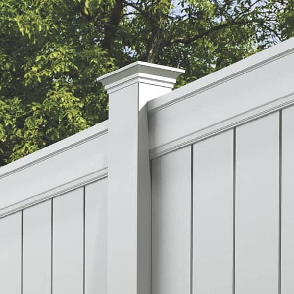 16 Fiberglass Siding Home Design Ideas: Best And Recommended Vinyl Fence Supplier For You