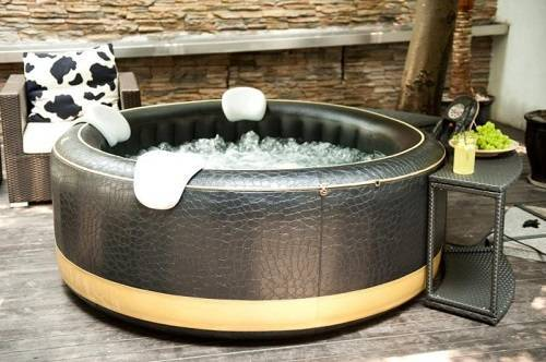 inflatable hot tub ideas 1
