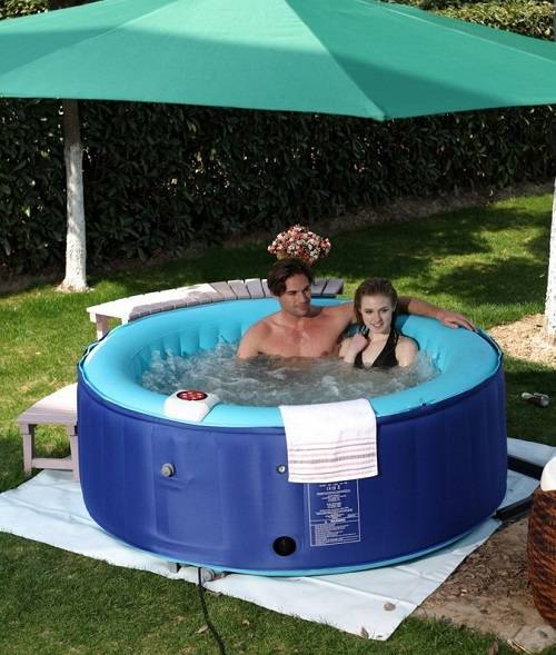 inflatable hot tub ideas 5