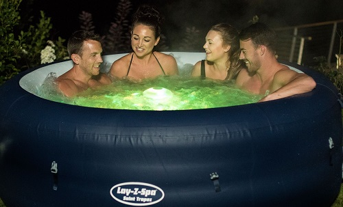 inflatable hot tub ideas 9