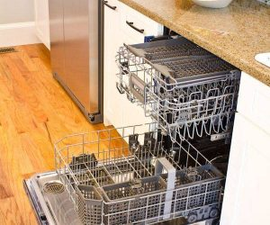 kitchen aid dishwasher feature