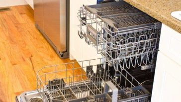 kitchen aid dishwasher feature