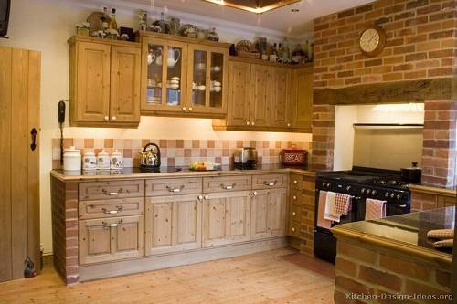kitchen cabinets color combination 15