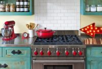 kitchen cabinets color combination feature