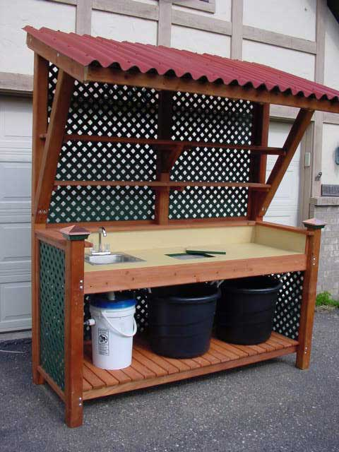 outdoor kitchen sink station 1