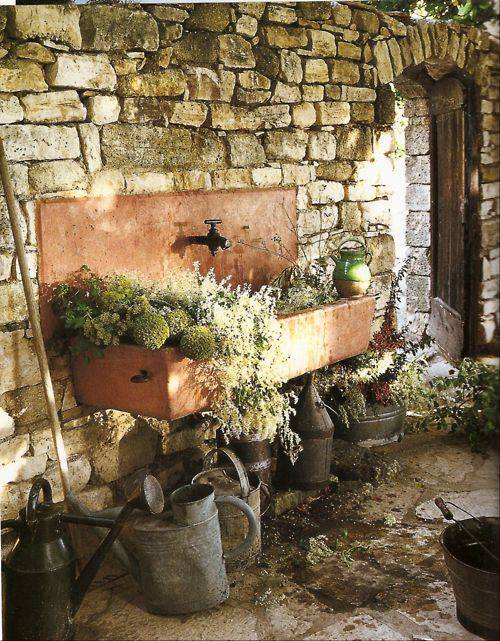 15 Most Outrageous Outdoor Kitchen Sink Station Ideas on Patio Sink Station id=58574