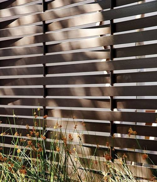 steel fence panels residential 12