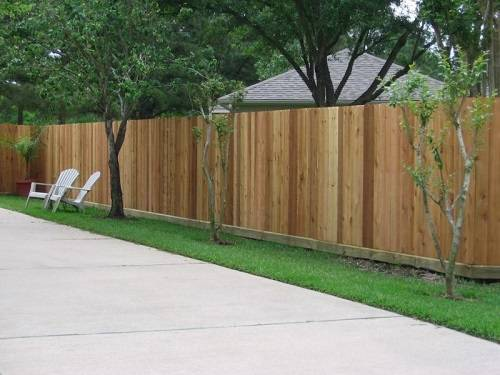 High Grade Amp Gorgeous Wood Fencing From Texas Fence Company
