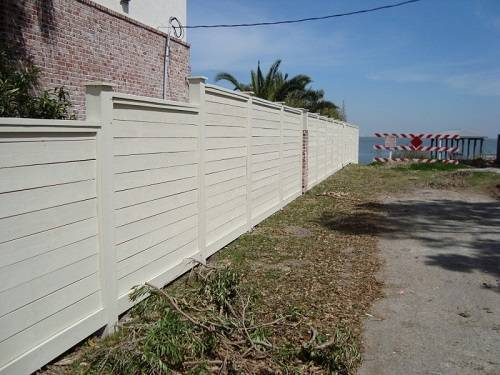 texas fence company horizontal fence