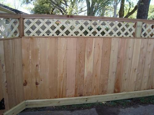texas fence company lattice fence (FILEminimizer)