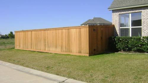 texas fence company privacy fence