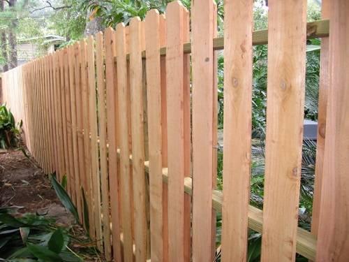 texas fence company shadowbox fence