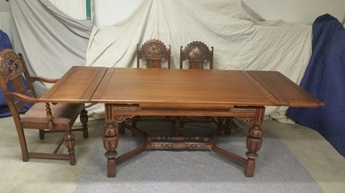 Antique Dining Room Furniture 1920 For