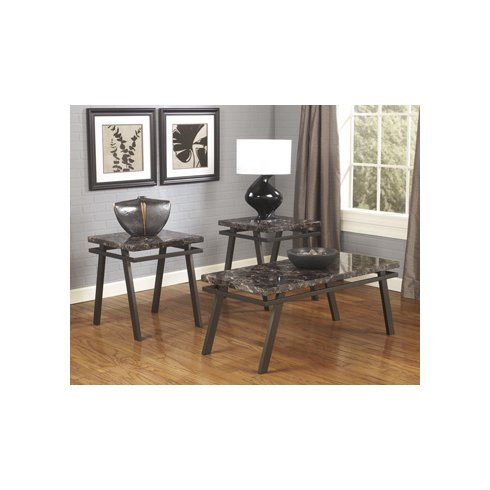 3 Piece Living Room Table Sets 7
