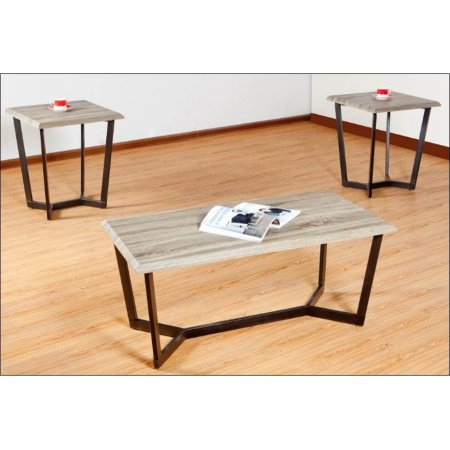 3 Piece Living Room Table Sets 9