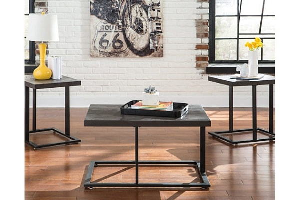 3 Piece Living Room Table Sets Featured