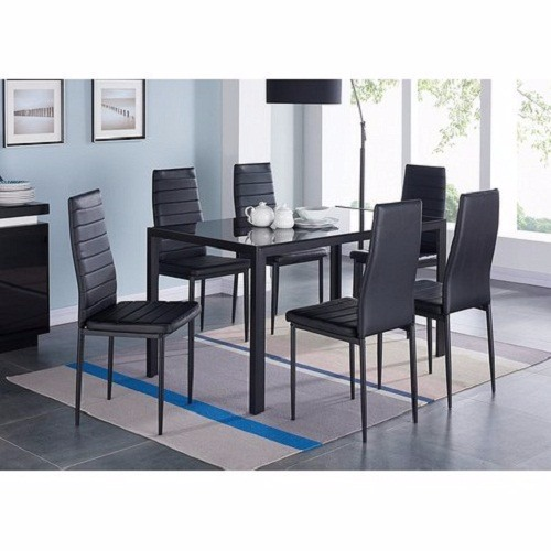 7 piece dining room set under 500 that will surprise you for Best dining table under 500