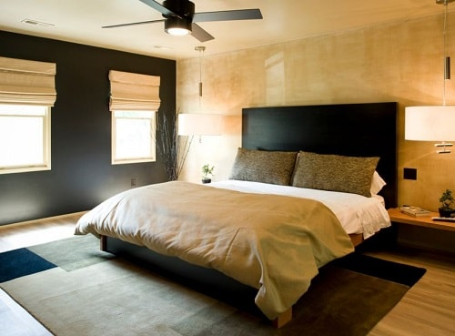 Luxurious look with black gold bedroom decorating ideas - Black and gold bedroom ideas ...