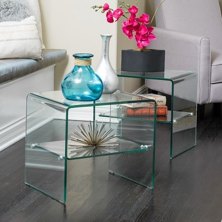 Glass Table Sets For Living Room 10