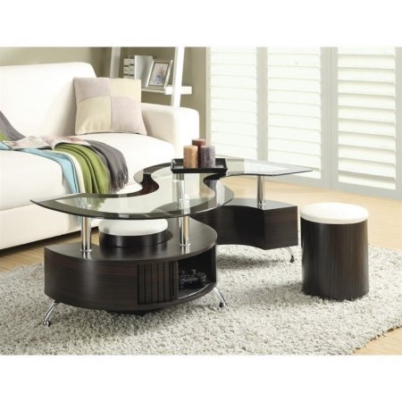 Glass Table Sets For Living Room 11