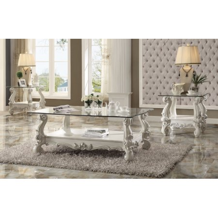 Glass Table Sets For Living Room 2