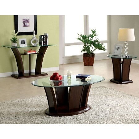 Glass Table Sets For Living Room 7