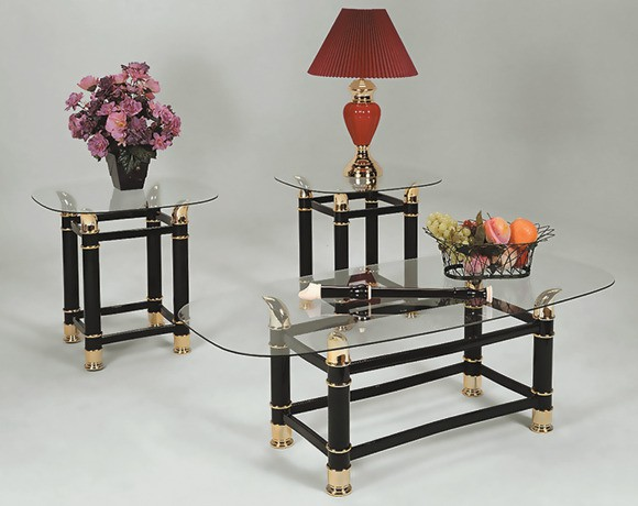 Glass Living Room Table Set: 10 Beautiful Glass Table Sets For Living Room That You