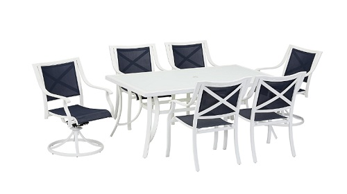 Harbor Beach 7 Piece Dining Set 5
