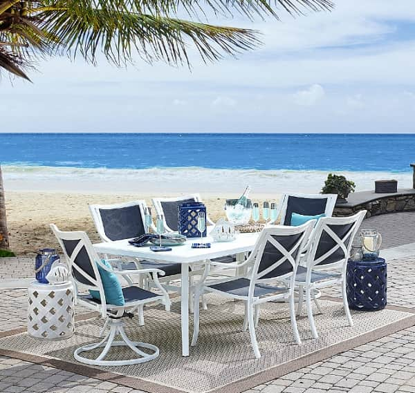 Harbor Beach 7 Piece Dining Set
