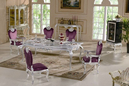 High End Dining Room Sets