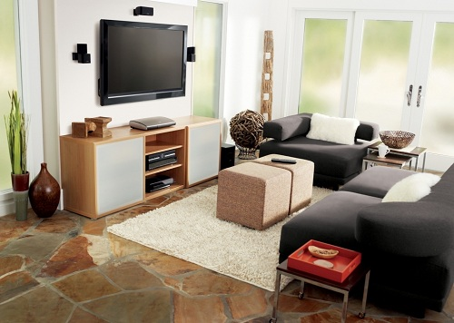 7 ways how to set up a living room of the smaller house