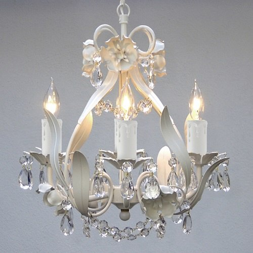 Inexpensive Bedroom Chandelier