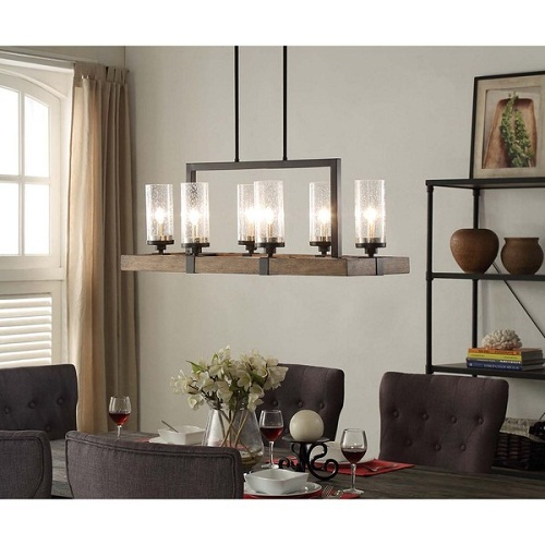 lantern chandelier for dining room under $300 that will amaze you