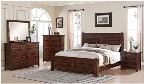 Levin Bedroom Set