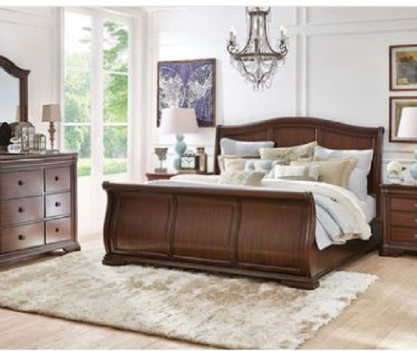 Levin bedroom furniture