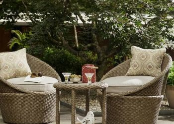 Lovington 3 Piece Bistro Set 1