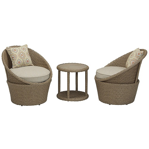 Lovington 3 Piece Bistro Set 3