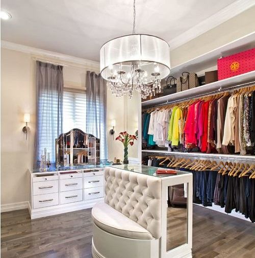 15 Nice And Neat Master Bedroom Closet Design Ideas