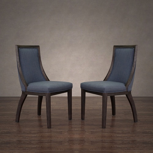 Adorable Amp Affordable Navy Dining Room Chairs For Your