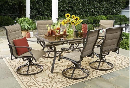 Oakdale 7 Piece Dining Set
