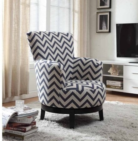 8 Best Side Chairs With Arms For Living Room Under 250