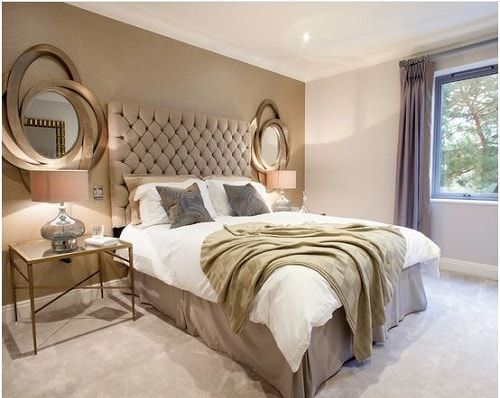 Silver Gold Bedroom 2