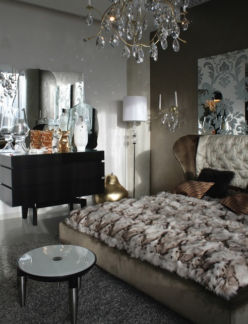 silver and gold bedroom futuristic and luxurious silver gold bedroom ideas 17059