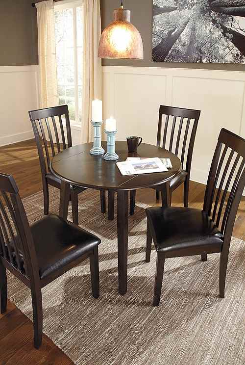 7 attractive small dining room sets for apartments for Small dining room sets for apartments