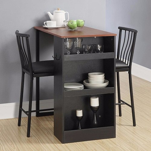7 attractive small dining room sets for apartments
