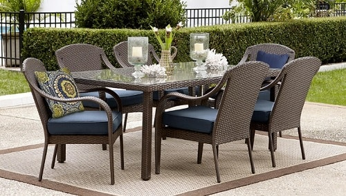 Summerfield 7 Piece Dining Set