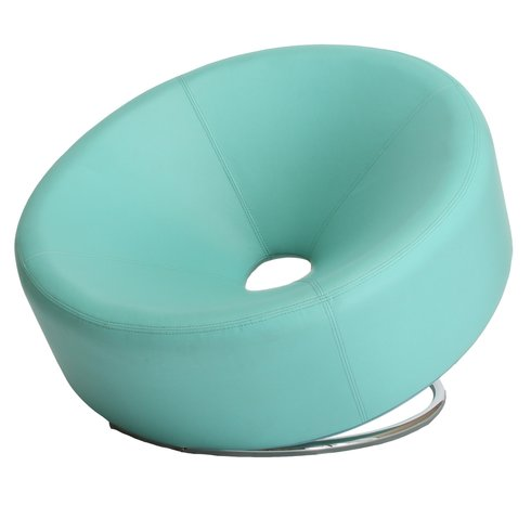 Teal Living Room Chair 11