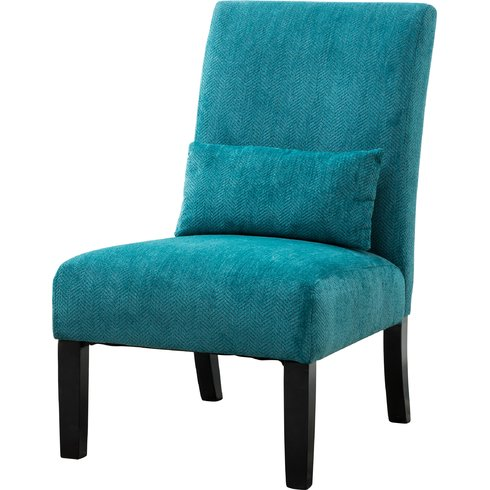 Teal Living Room Chair 8