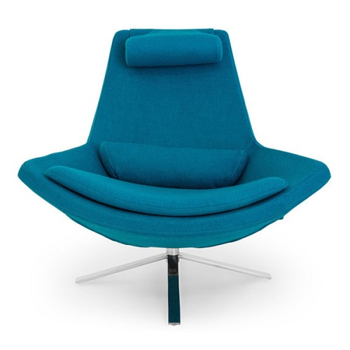 Teal Living Room Chair 9